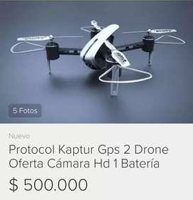 Drone kapture GPS 2