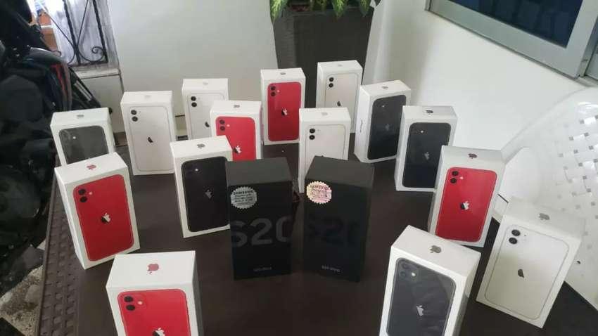IPhone 11 nuevo disponible de 64 0