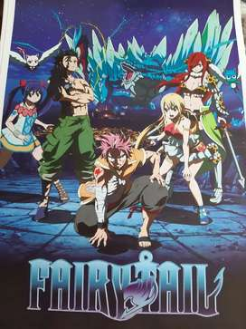 Posters series anime