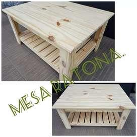 Muebles de pino,  todo hechos por mi.