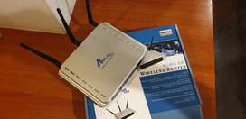 Router Wireless Airlink 101 Mimo Xr