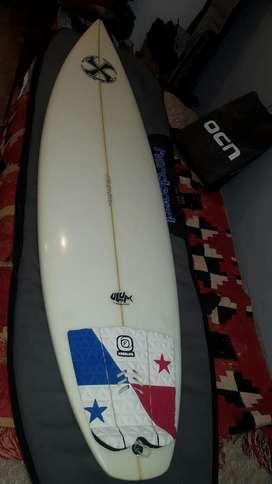 Tabla Surf 6.2 Xtorsion Impecable