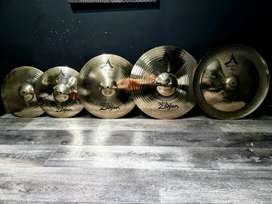 Set de platillos Zildjian A custom