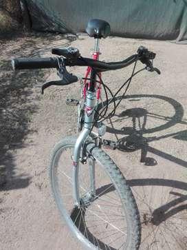 Vendo Bicicleta tomasselli