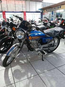 MOTO JCH LINEAL 125CG Y 150CG IDEAL PARA DELIVERY DESDE S.3000