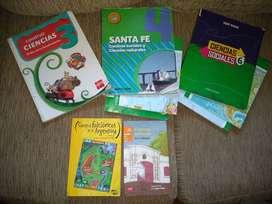 Libros de lectura nivel primario + Regletas