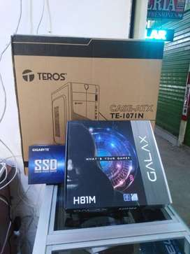 CPU- Intel Core i3 de 4ta Generación (NUEVO)