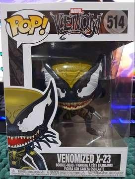 Funko Venom X -23 Original
