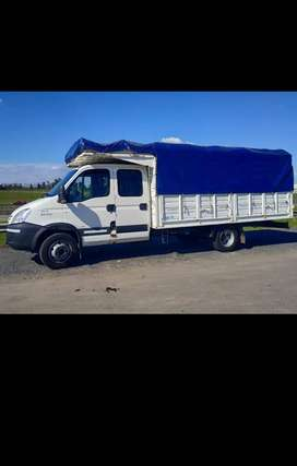 iveco daily 70c16 2016 impecable vendo