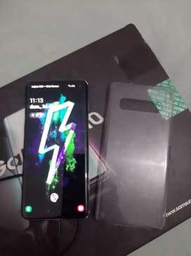Samsung S10 con todo incluido 10/10