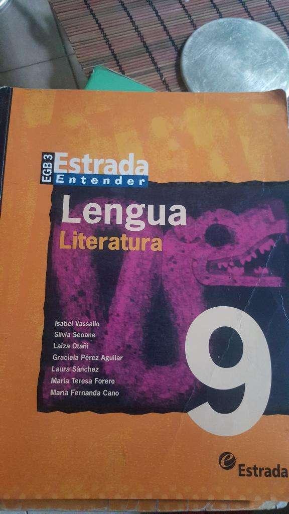 Libros Lengua Y Literatura Varios 0