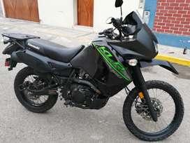 Solo conocedores Kawasaki mecabica KRL 650 mecanica