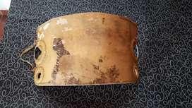 Encimera de cuero crudo