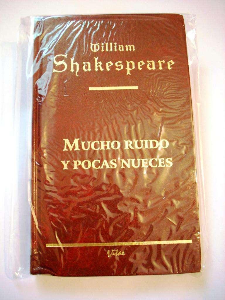 Mucho Ruido Pocas Nueces William Shakespeare Tapa Dura 0