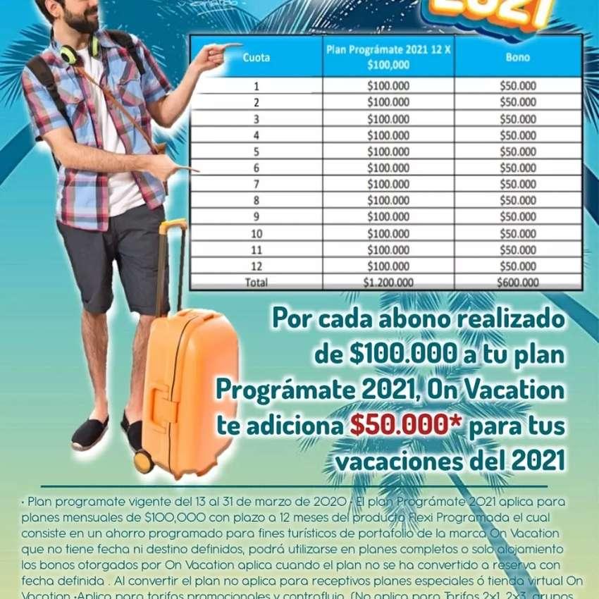 Paquete turistico vacaciones todo incluido 0