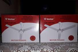 Ventilador de techo CON LUZ LED Vestax
