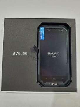 celular blackview bv6000 32gb ip68 resistente agua calor humedad super fuerte