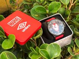 Reloj Umbro Iron Man limited edition NUEVO
