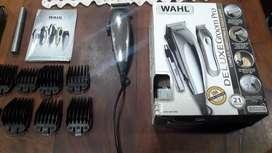 Cortadora de cabello mas accesorios wahl