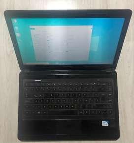 Portátil Compaq Pentium inside