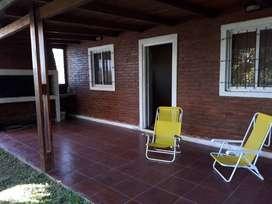 Alquiler temporario casa en Andino
