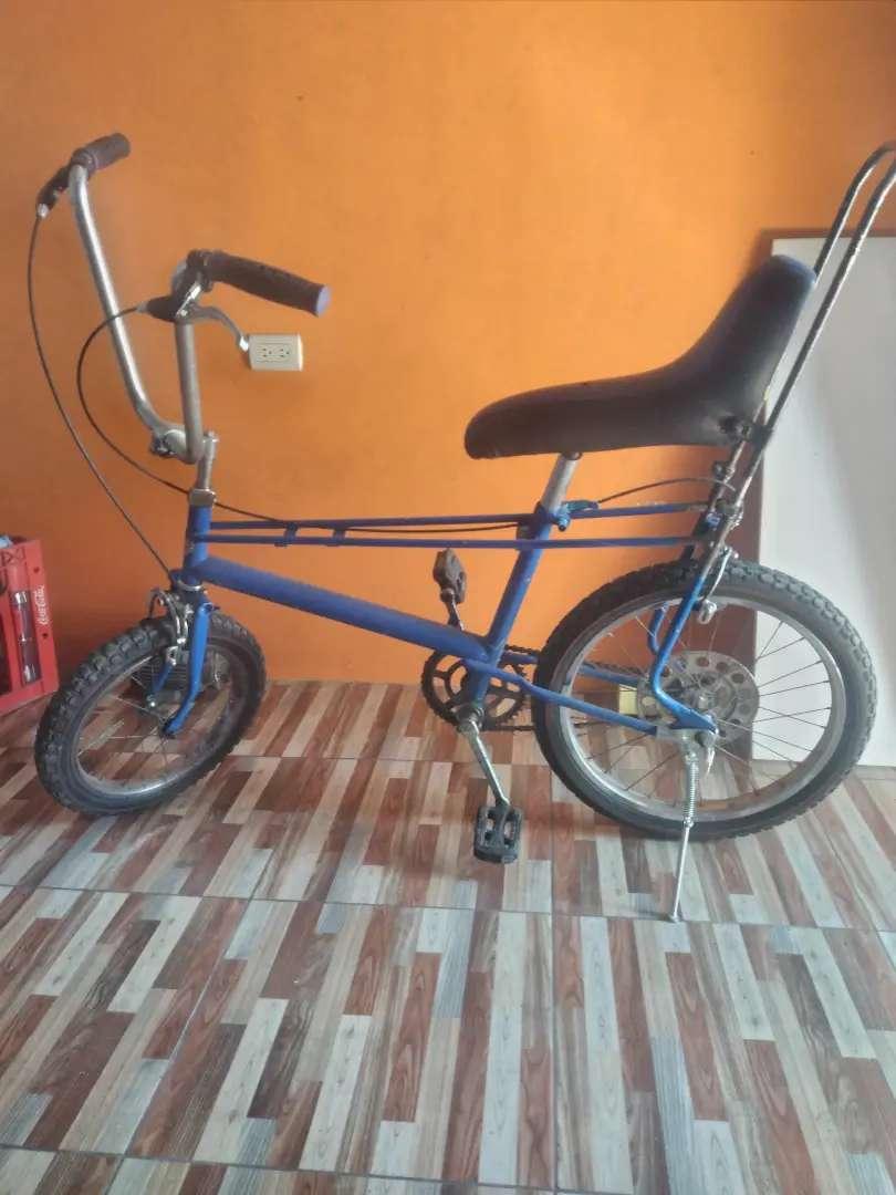 Bicicleta chooper