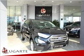 FORD ECOSPORT FAB. 2019 MOD. 2020 COLOR NEGRO.
