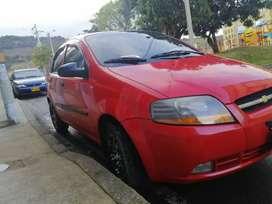 Chevrolet Aveo motor 1400 económico