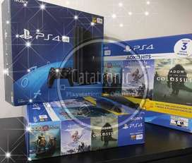 PS4 PRO 1TB NUEVA/LOCAL/GARANTIA
