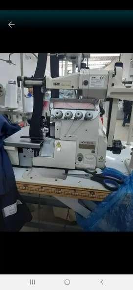 Solicito operario con experiencia en camisetas y pijamas