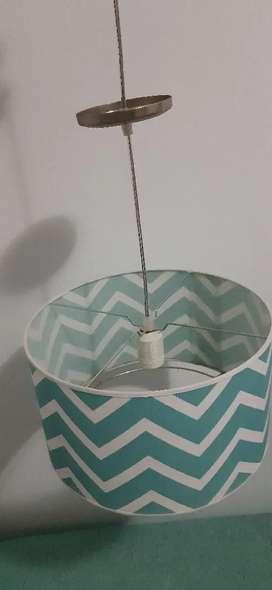 Lámpara Redonda