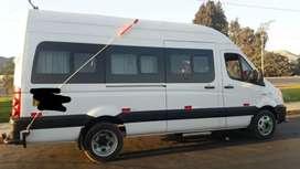 Jac Sunray mini bus 2019