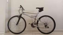 Bicicleta Mtb zenith rodado 26 shimano