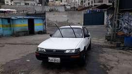 Se vende Flamante Toyota Corolla año 1993 en perfecto estado.