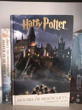 Harry Potter Houses of Hogwarts cinematic guide Libro