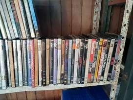 Vendo lote d dvd orijinales.