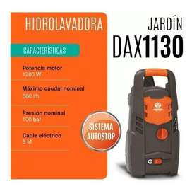 HIDROLAVADORA DAEWOO 1200W/100BAR DAX1130 DIGOFERTAS WEB PLANES 3-6-12-18 ENVIOS GARANTIA