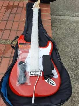 Guitarra eléctrica nueva, Chateau original estratocaster