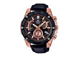 Reloj Casio Edifice Efr 569bl 1av Sellado Nuevo Origina