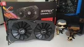 Tarjeta de vídeo RX 570 4GB ASUS STRIX GDDR5