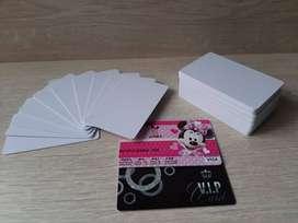 venta de tarjetas pvc para impresión