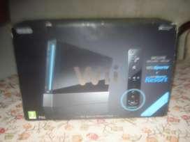 Consola Wii Palnorma Europea Caja Y Accesorios Orig C/jueg