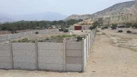 Venta de Terrenos en Huaral