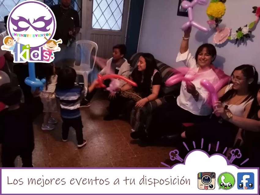 Recreación de fiestas infantiles animacion y diversión para niños jóvenes y adultos