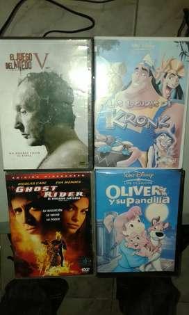 Peliculas DVD originales