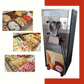 Máquina para hacer helado de fruta 20L