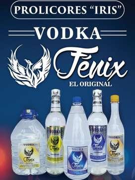Fenix Vodka Venta Al por Mayor Y Menor