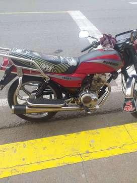 Moto ranger 150