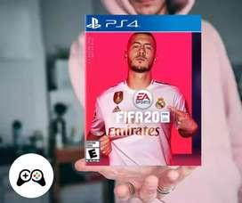 FIFA 20 PARÁ PS4 NUEVO