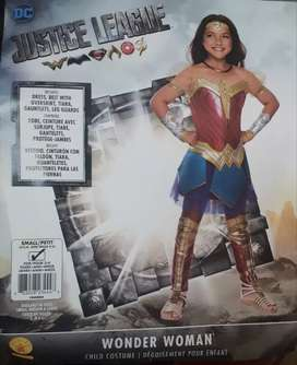 Disfraz Mujer Maravilla-niña